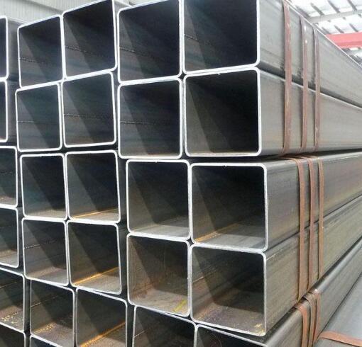 Q345B koudgetrokken vierkante buis